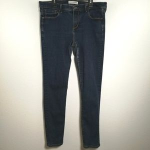 BANANA REPUBLIC Dark Wash Skinny Jeans Size 31